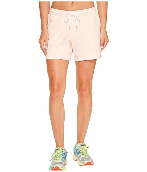 Imbracaminte Femei New Balance Classic Fleece Shorts Sunrise Glo