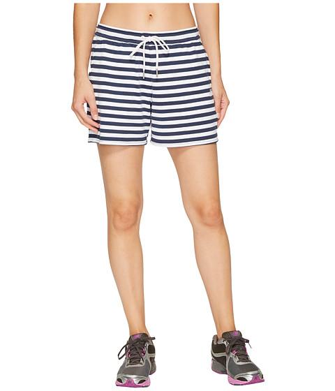 Imbracaminte Femei New Balance Classic Fleece Shorts White Multi