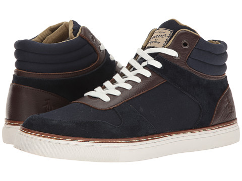 Incaltaminte Barbati Original Penguin Byron NavyBrown