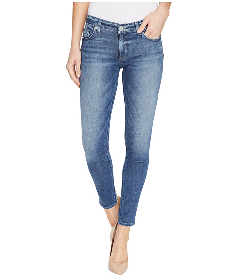 Imbracaminte Femei Hudson Krista Ankle Super Skinny Five-Pocket Jeans in Reigning Reigning
