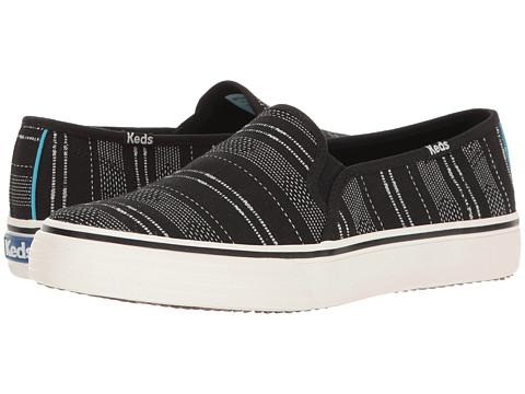 Incaltaminte Femei Keds Double Decker Baja Stripe Black
