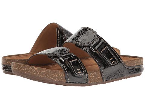 Incaltaminte Femei Clarks Rosilla Tilton Black Patent Leather