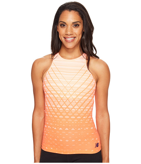 Imbracaminte Femei New Balance Richmond Tank Top Sunrise