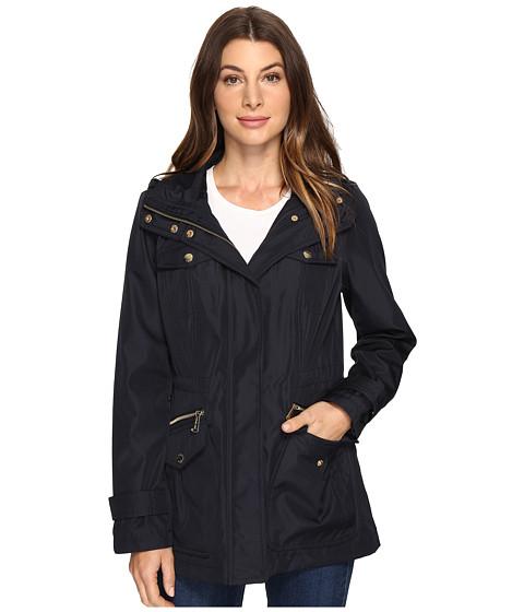 Imbracaminte Femei MICHAEL Michael Kors Four-Pocket Hooded Anorak M322149R74 Navy