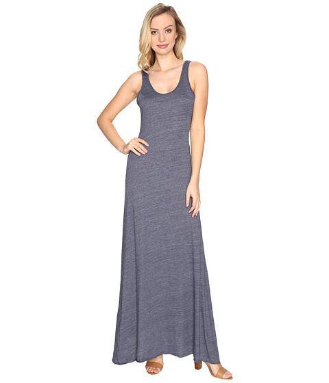 Imbracaminte Femei Alternative Apparel Eco Jersey Double Scoop Tank Dress Eco True Navy