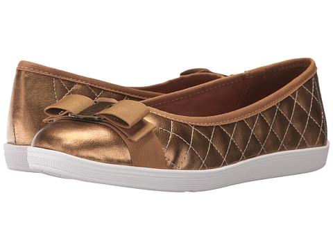 Incaltaminte Femei Soft Style Faeth Bronze Velvet