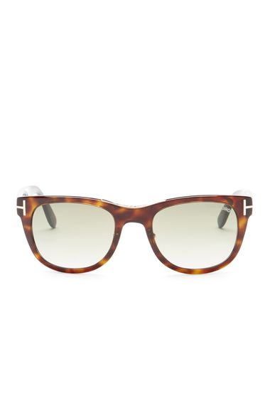 Ochelari Femei Tom Ford Womens Jack Round Sunglasses DHAV-GRNG