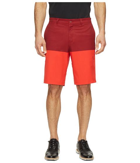 Imbracaminte Barbati Nike Print Shorts University RedTeam RedWolf Grey