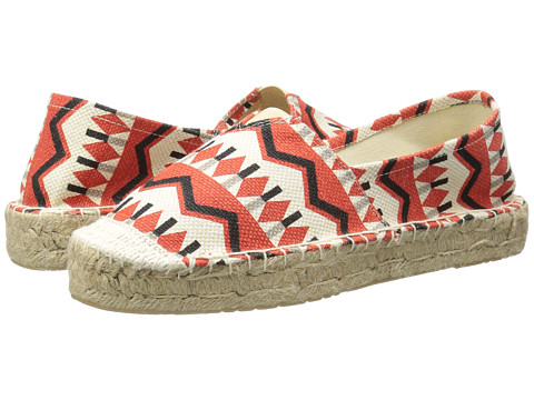 Incaltaminte Femei Chinese Laundry Elson Espadrille Coral Tribal