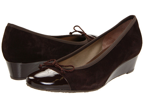 Incaltaminte Femei French Sole Diverse Brown PatentSuede