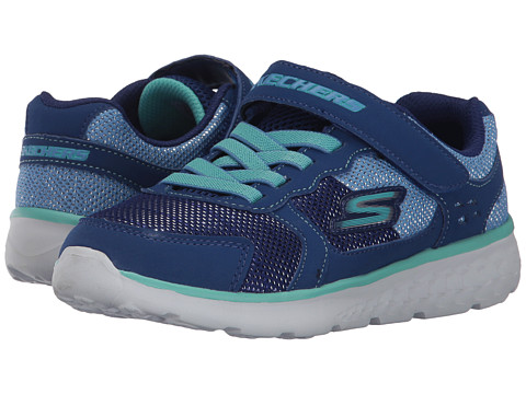 Incaltaminte Fete SKECHERS Go Run 400 (Little KidBig Kid) BlueTurquoise