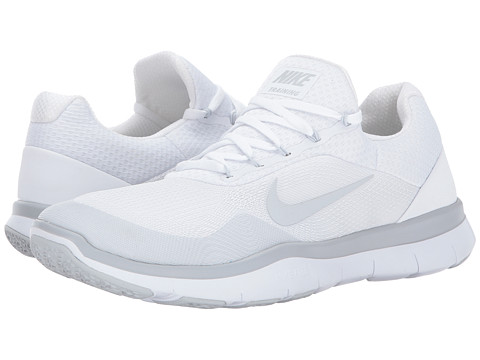 Incaltaminte Barbati Nike Free Trainer v7 WhitePure PlatinumWhite