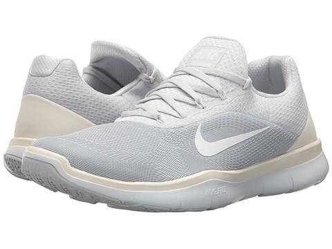 Incaltaminte Barbati Nike Free Trainer v7 Pure PlatinumWhiteSailOff-White