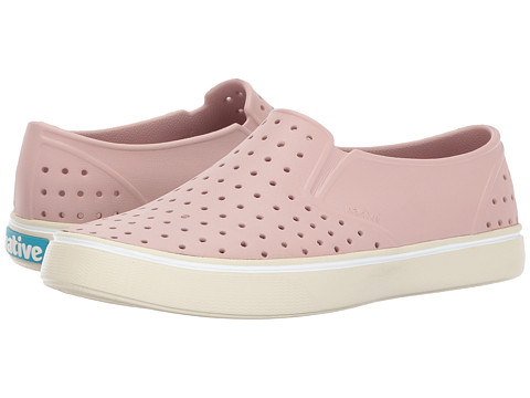 Incaltaminte Femei Native Shoes Miles Chameleon PinkBone White