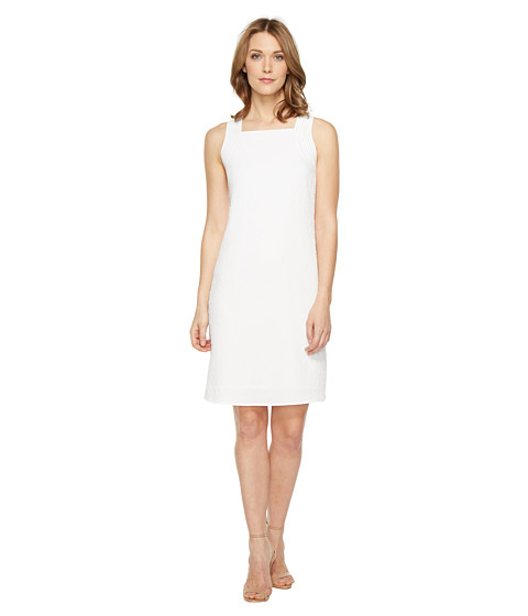 Imbracaminte Femei NICZOE West Coast Dress Paper White
