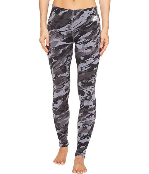 Imbracaminte Femei Nike Sportswear Rock Garden Legging BlackBlackWhite
