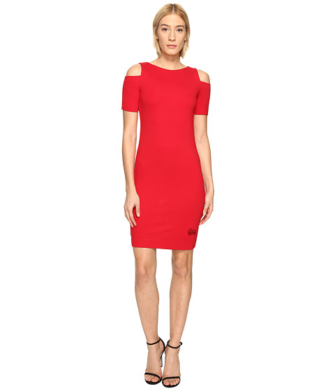 Imbracaminte Femei LOVE Moschino Cold Shoulder Dress Red
