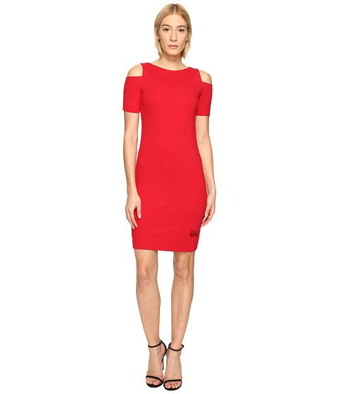 Imbracaminte Femei LOVE Moschino Cold Shoulder Dress Red