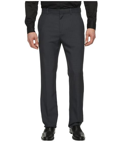 Imbracaminte Barbati Perry Ellis Modern Fit Plaid Performance Pants Blueprint