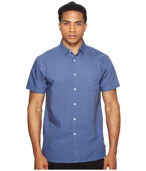 Imbracaminte Barbati Brixton Alder Short Sleeve Woven Deep Blue