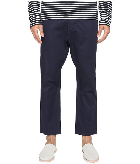 Imbracaminte Barbati Vince Drop-Rise Cropped Drawstring Pants Coastal Blue