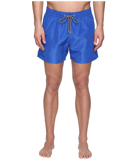 Imbracaminte Barbati Paul Smith Short Classic Swimsuit Cobalt