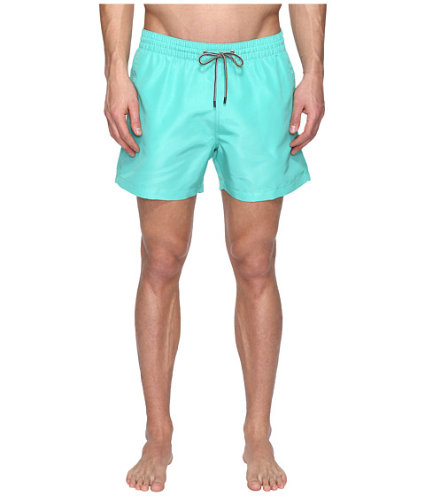 Imbracaminte Barbati Paul Smith Short Classic Swimsuit Green