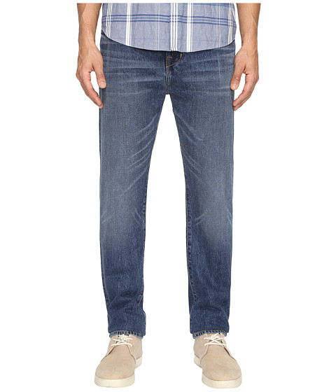 Imbracaminte Barbati Vince Drop-Rise Five-Pocket Jeans Classic Wash