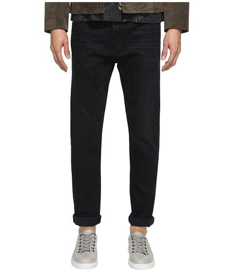 Imbracaminte Barbati Vince Drop-Rise Five-Pocket Jeans Coal Miners