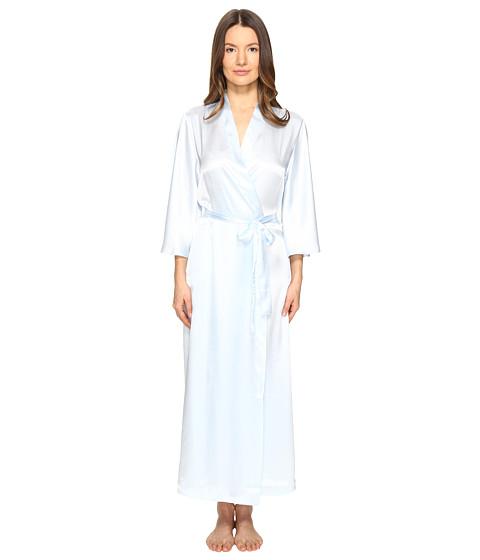 Imbracaminte Femei Oscar de la Renta 53quot Silky Charmeuse Robe Something Blue