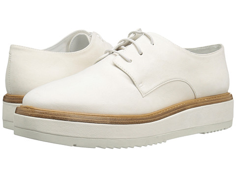 Incaltaminte Femei Vince Tanner White Leather