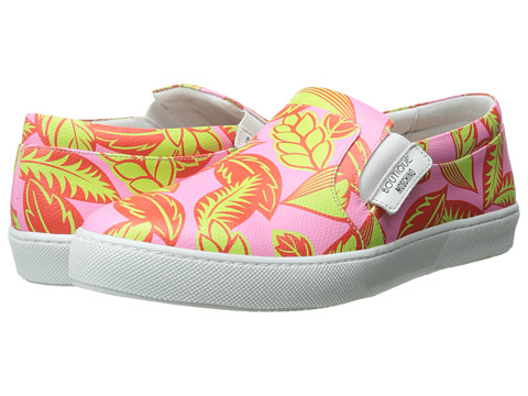 Incaltaminte Femei Boutique Moschino Tropic Slip-On Sneakers PinkRed