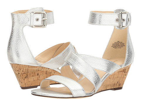 Incaltaminte Femei Nine West Piwow Silver Metallic