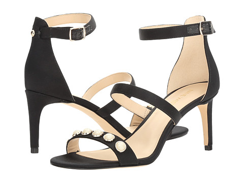 Incaltaminte Femei Nine West Austen 2 Black Satin