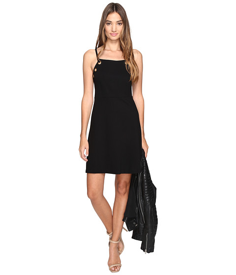 Imbracaminte Femei kensie Twill Ponte Dress KS2K7718 Black