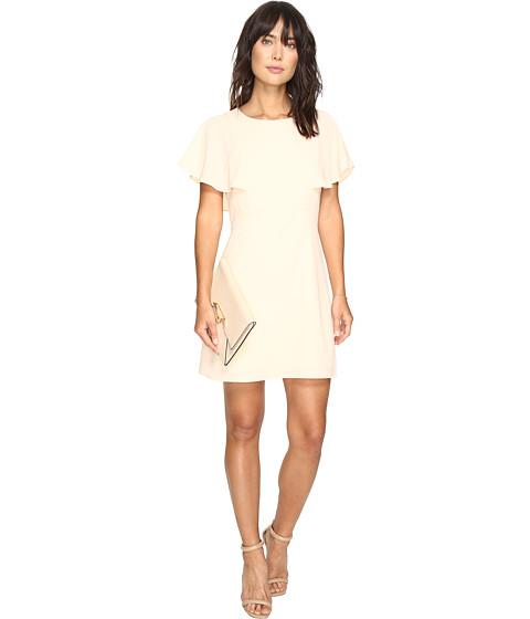 Imbracaminte Femei kensie Crinkle Crepe Dress KS3K7573 Rosy Nude