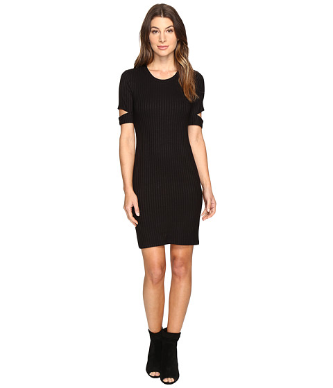 Imbracaminte Femei LnA Mini Esso Dress Black