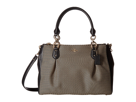 Genti Femei COACH Exploded Rep Colette Carryall MilkBlack