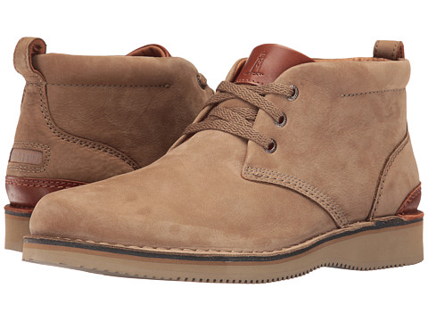 Incaltaminte Barbati Rockport Prestige Point Chukka New Vicuna