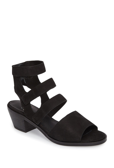 Incaltaminte Femei Eileen Fisher Vessey Strappy Sandal BLACK