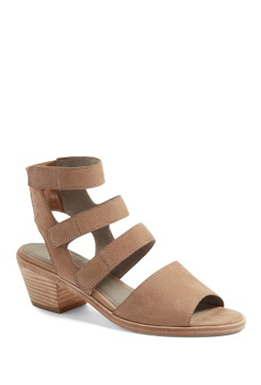 Incaltaminte Femei Eileen Fisher Vessey Strappy Sandal EARTH
