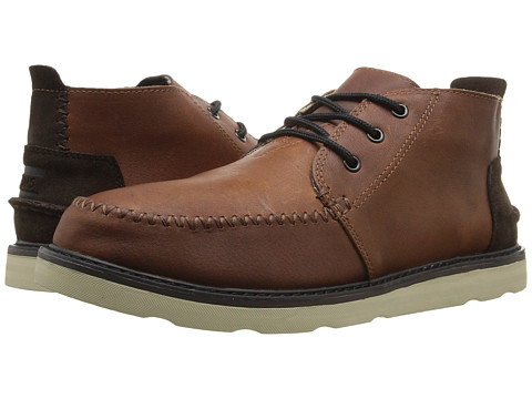 Incaltaminte Barbati TOMS Chukka Boot WaterproofBrown Leather