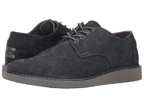 Incaltaminte Barbati TOMS Brogue Castlerock Grey Plaid