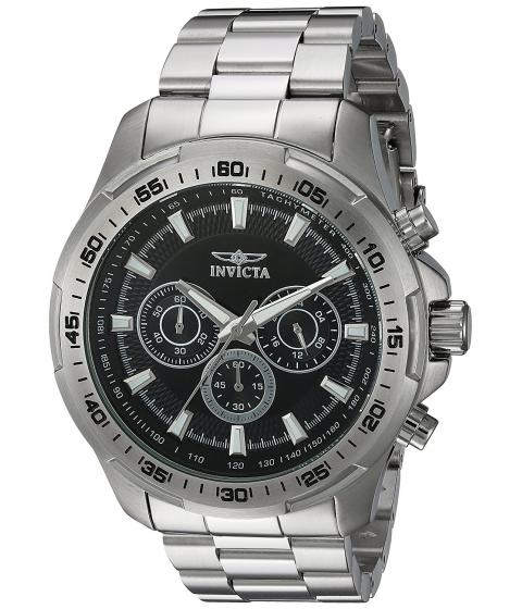 Ceasuri Barbati Invicta Watches Invicta Mens Speedway Quartz Stainless Steel Casual Watch ColorSilver-Toned (Model 22780) BlackSilver