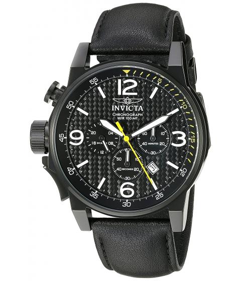 Ceasuri Barbati Invicta Watches Invicta Mens 20140SYB I-Force Analog Display Quartz Black Watch BlackBlack