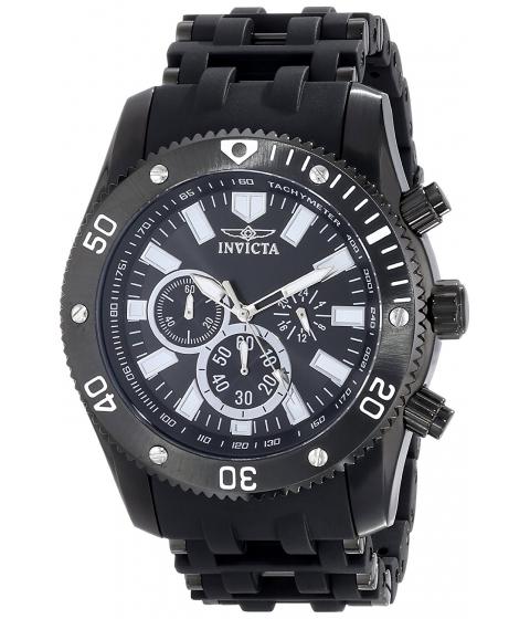 Ceasuri Barbati Invicta Watches Invicta Mens 14862 Sea Spider Analog Japanese-Quartz Black Watch BlackBlack