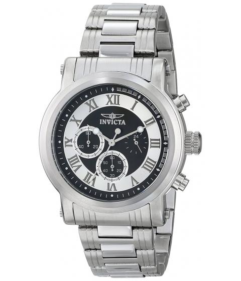 Ceasuri Barbati Invicta Watches Invicta Mens 15210 Specialty Analog Display Japanese Quartz Silver Watch SilverSilver