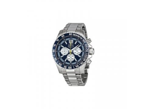 Ceasuri Barbati Invicta Watches Invicta Signature II Chronograph Blue Dial Mens Watch 7407 Blue