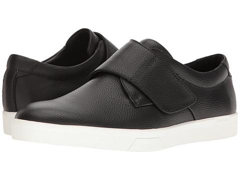 Incaltaminte Barbati Calvin Klein Iman Black Tumbled Leather