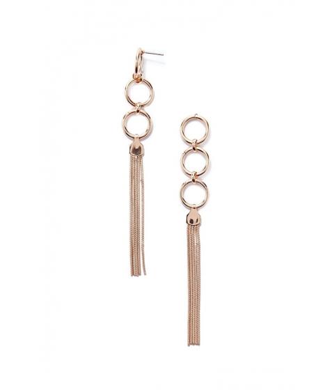 Bijuterii Femei Forever21 Drop Tassel Earrings Gold